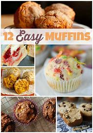 Quick and Easy Breakfast Muffin Recipes