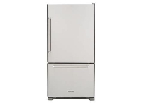 Kitchenaid Refrigerator Reliability by Kitchenaid Krbr102ess Refrigerator Consumer Reports
