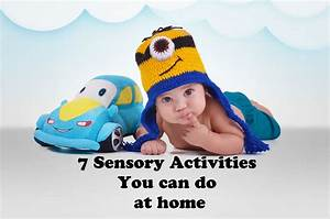 Sensory Activities You Can Do At Home