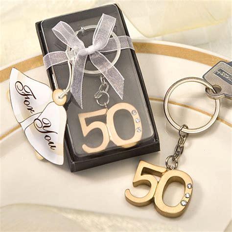 Bomboniera Portachiavi Anniversario 50 Anni Compleanno Cod