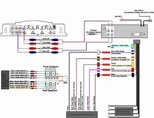 Pioneer Stereo Wiring Diagram Unique Car Basic Fine For