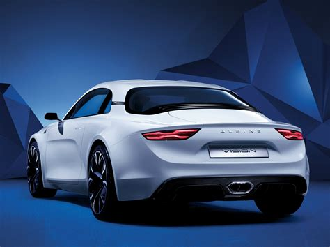 renault sports car voil 224 renault reveals the alpine vision sports car ahead