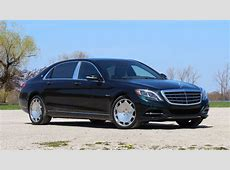 2017 MercedesMaybach S550 Review Less Is More
