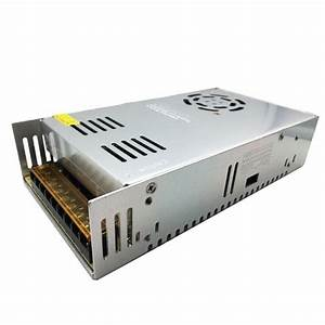 Dc 12v 30a 360w Switching Power Supply For Led Strip - Silver - Free Shipping