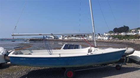 Dinghy Boat Gumtree by Laser 16 Family Day Sailing Boat Dinghy In Barnstaple