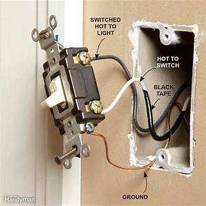 Wiring Outlets And Switches The Safe And Easy Way