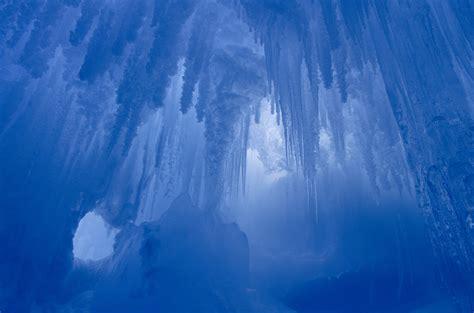 special award ice cave niwa