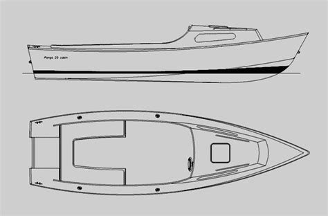 Panga Boat Building Plans by The Third Style Is A Mix Of Both Where These Models Can Be
