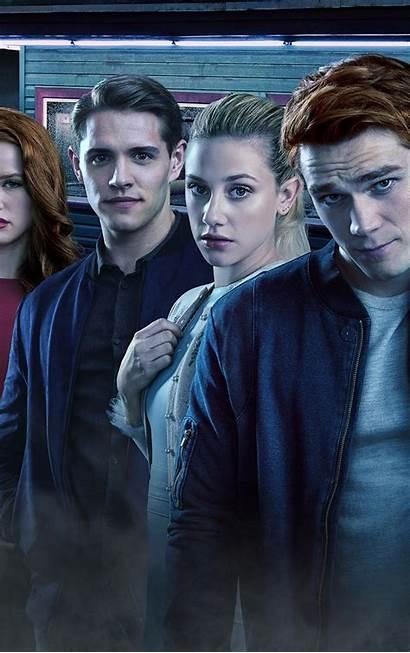Riverdale Season Cast Series Iphone Wallpapers Samsung