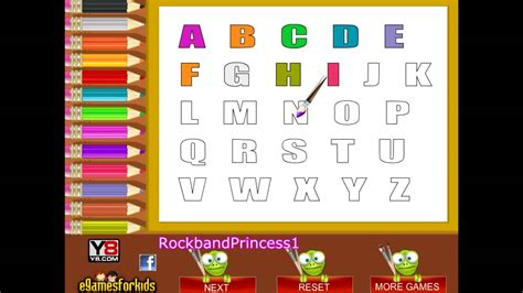 abc coloring pages alphabet coloring pages  kids