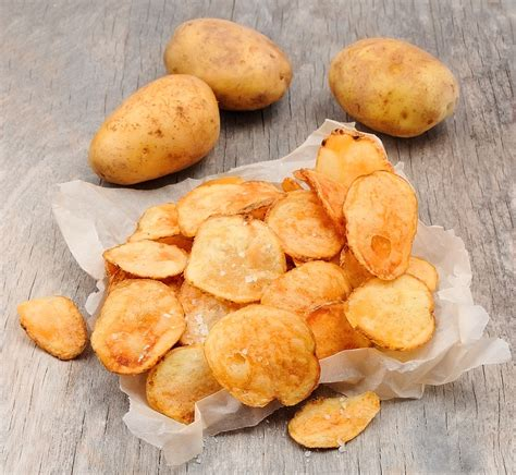 recipe made by potato homemade potato chips recipe dishmaps