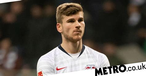 Timo Werner sends message to Liverpool over Premier League ...
