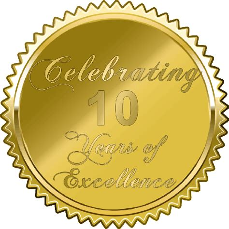 Celebrating 10 Years Of Business Quotes
