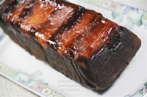 recette cuisine moleculaire cake façon tarte tatin recette de ezgulian