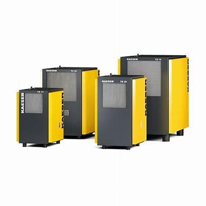 Dryer Air Refrigerated Ta Tb Drucklufttrockner Compressa