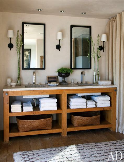 Refresheddesigns Seven Stunning Modern Rustic Bathrooms