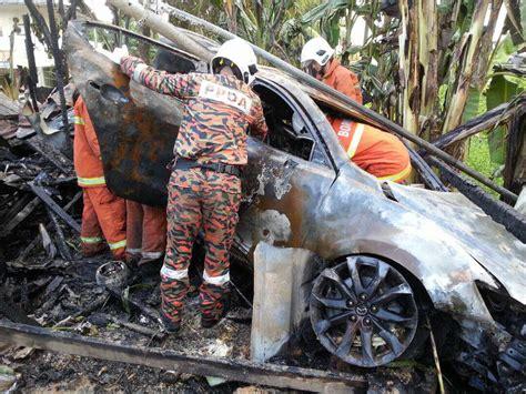 Woman Burnt To Death In Car Crash
