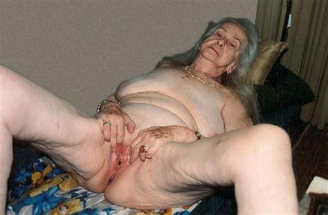 wrinkled old slut