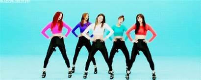 Down Exid Dance Pop Moves Banned Fiestar