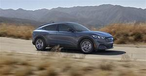 Ford Mustang Mach-E revealed: an electric SUV with up to 300 miles of range ~ News Media Life ...