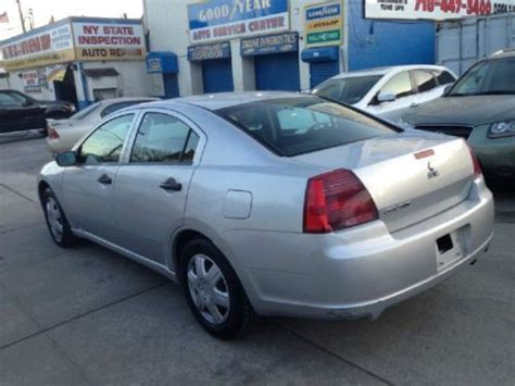 how cars run 2007 mitsubishi galant parking system sell used 2007 mitsubishi galant de in staten island new york united states for us 4 990 00