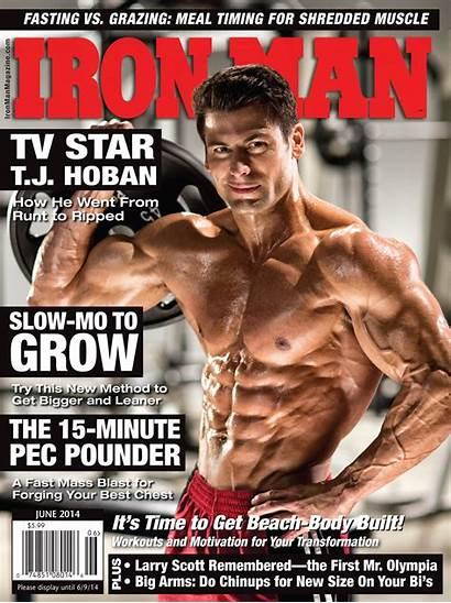 Issue Magazine Digital Ironman June Iron Inches