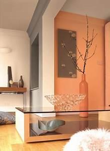 Deco Pour Salon : peinture salon 25 couleurs tendance pour repeindre le salon ~ Teatrodelosmanantiales.com Idées de Décoration