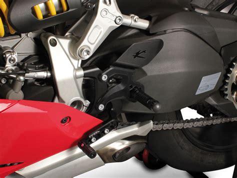 Pedane Arretrate Valter Moto by Pedane Valter Moto Ped028nt35a 00 Per Ducati 1199 S Panigale