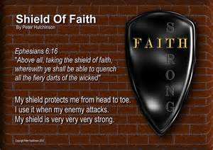 Bible Verse About Faith of Shield