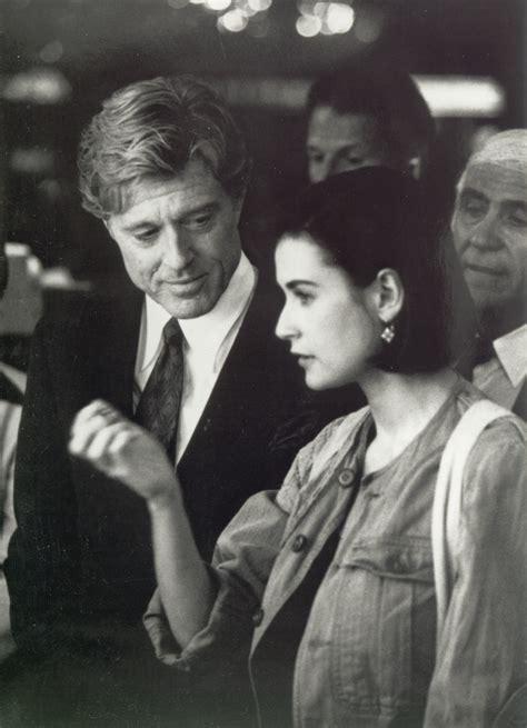 robert redford demi moore film indecent proposal 1993