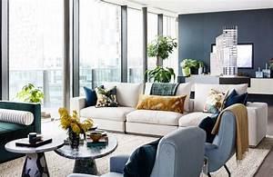 7, Contemporary, Living, Room, Design, Ideas