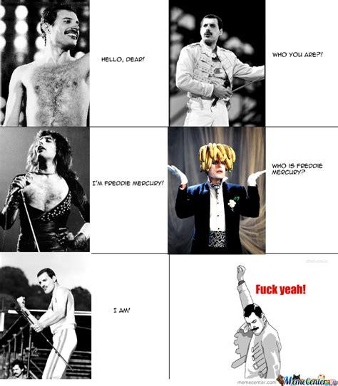 Meme Freddy - pics for gt freddie mercury justin bieber meme