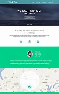16 Premium and Free PSD Website Templates