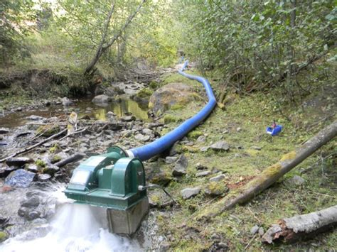 24/7 Clean Hydro Power