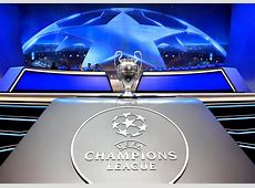 Full Draw UEFA Champions League Round of 16 20172018