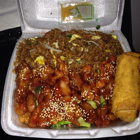 Chop Suey Huang  Chinese  Lincoln Square  Chicago, Il
