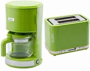Wmf Mini Kaffeemaschine : kaffeemaschine toaster wasserkocher set gr n gen sslich in den tag starten ~ Orissabook.com Haus und Dekorationen
