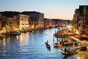 touring the most intriguing street in the world venice39s With grand canapé