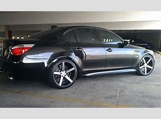 FS Brand New Vossen CV3 machine Finish & Hankook Tires