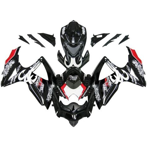 Suzuki Fairings by Fairings For Suzuki Gsxr 600 750 Black Relentless