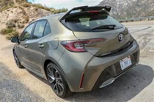 2019 Toyota Corolla Hatchback Se Xse Manual Transmission