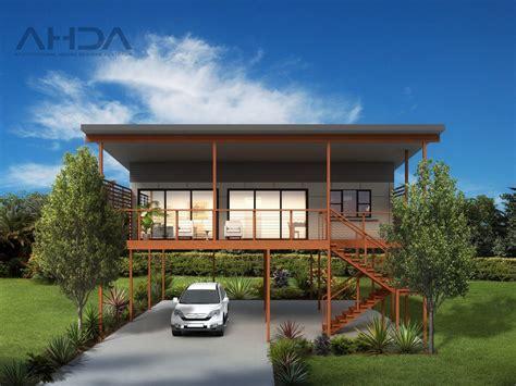 Home Design Level 116 : แบบบ้านยกพื้นใต้ถุนสูง รับลมเย็นทั้งปี ไม่ต้องหนีน้ำท่วม