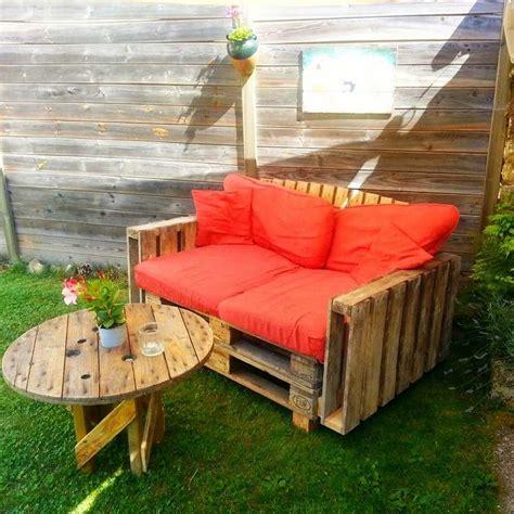 canape de jardin pas cher salon de jardin pas cher idées photos et conseils diy