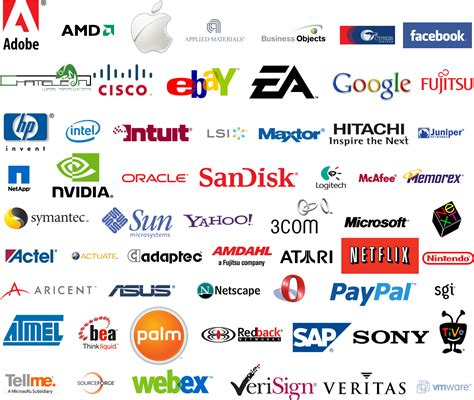 Company Brand Logos  Chameleon Web Services