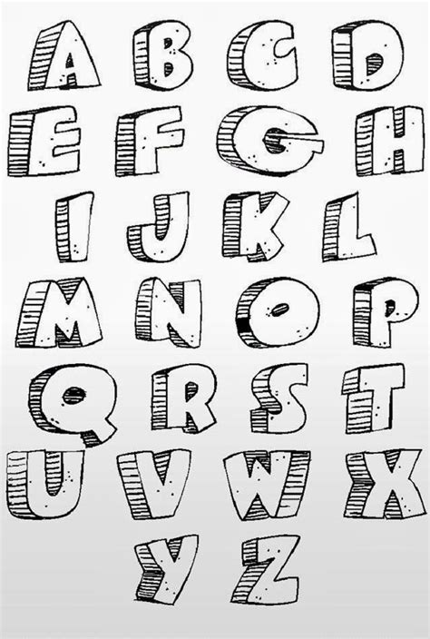 going to draw cool graffiti letters a z cool graffiti letters alphabet