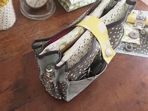 Pochette Pour Sac : couture organisateur de sac kesi 39 art le blog ~ Teatrodelosmanantiales.com Idées de Décoration