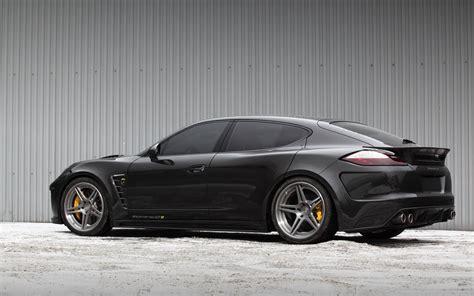 Porsche Panamera Tuning by 2014 Topcar Porsche Panamera Turbo S Stingray Gtr Tuning