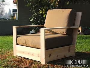 Ana White Bristol Outdoor Lounge Chair - DIY Projects