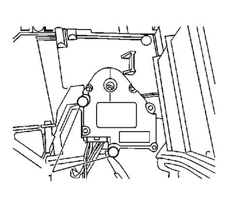 silverado blend door actuator calibration silverado blend air actuator calibration html autos weblog