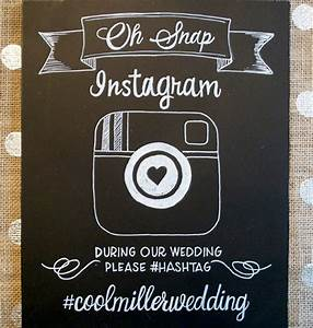 Hand Drawn Chalkboard // Wedding Sign // by LauraStewartDesign